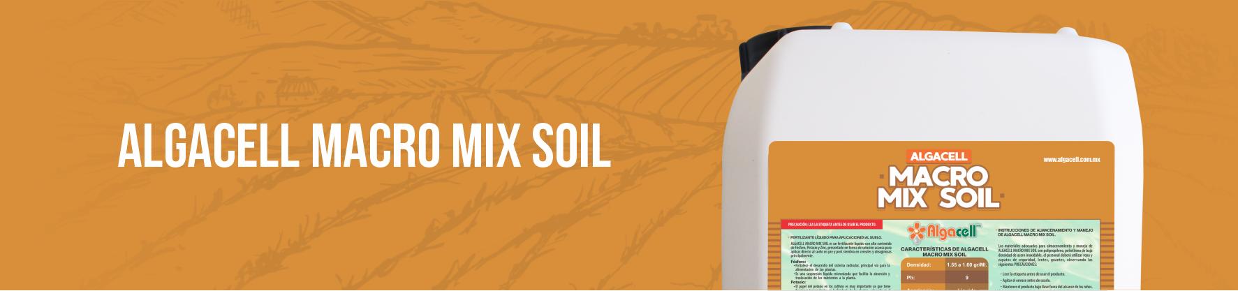 Macro Mix Soil